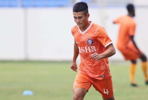 Cầu thủ 17 tuổi được HLV Park Hang-seo gọi lên U22 Việt Nam là ai? - Ảnh 1.