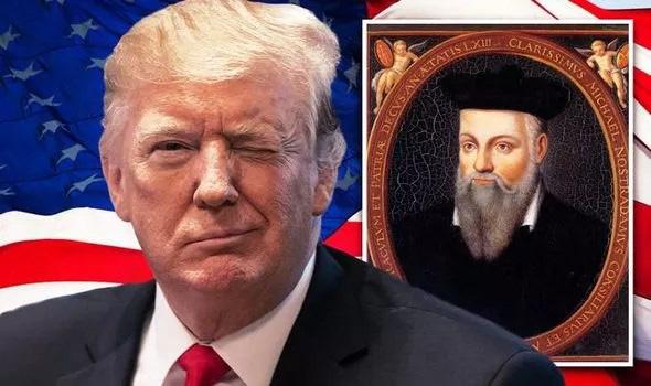 Kết quả bầu cử tổng thống Mỹ 2020 đã được nhà tiên tri lừng danh tiên đoán từ hơn 500 năm trước? - Ảnh 1.