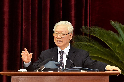 Góp ý kiến dự thảo Văn kiện trình Đại hội XIII của Đảng - Ảnh 3.