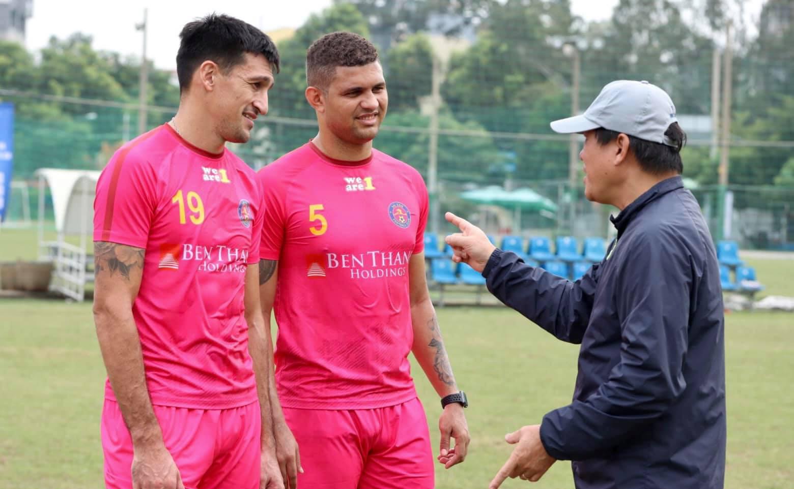 """Lọc sạch """"quân bầu Hiển"""", Sài Gòn FC bổ sung 3 ngoại binh từ J.League - Ảnh 2."""