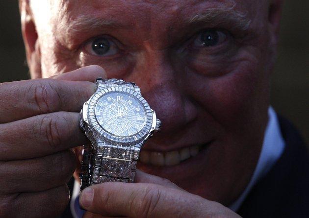Khám phá đồng hồ hàng hiệu Hublot, chiếc đắt nhất 5 triệu đô  - Ảnh 3.