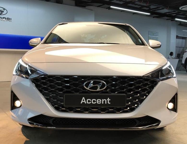 3 điểm ấn tượng của Hyundai Accent 2021 về Việt Nam - Ảnh 1.