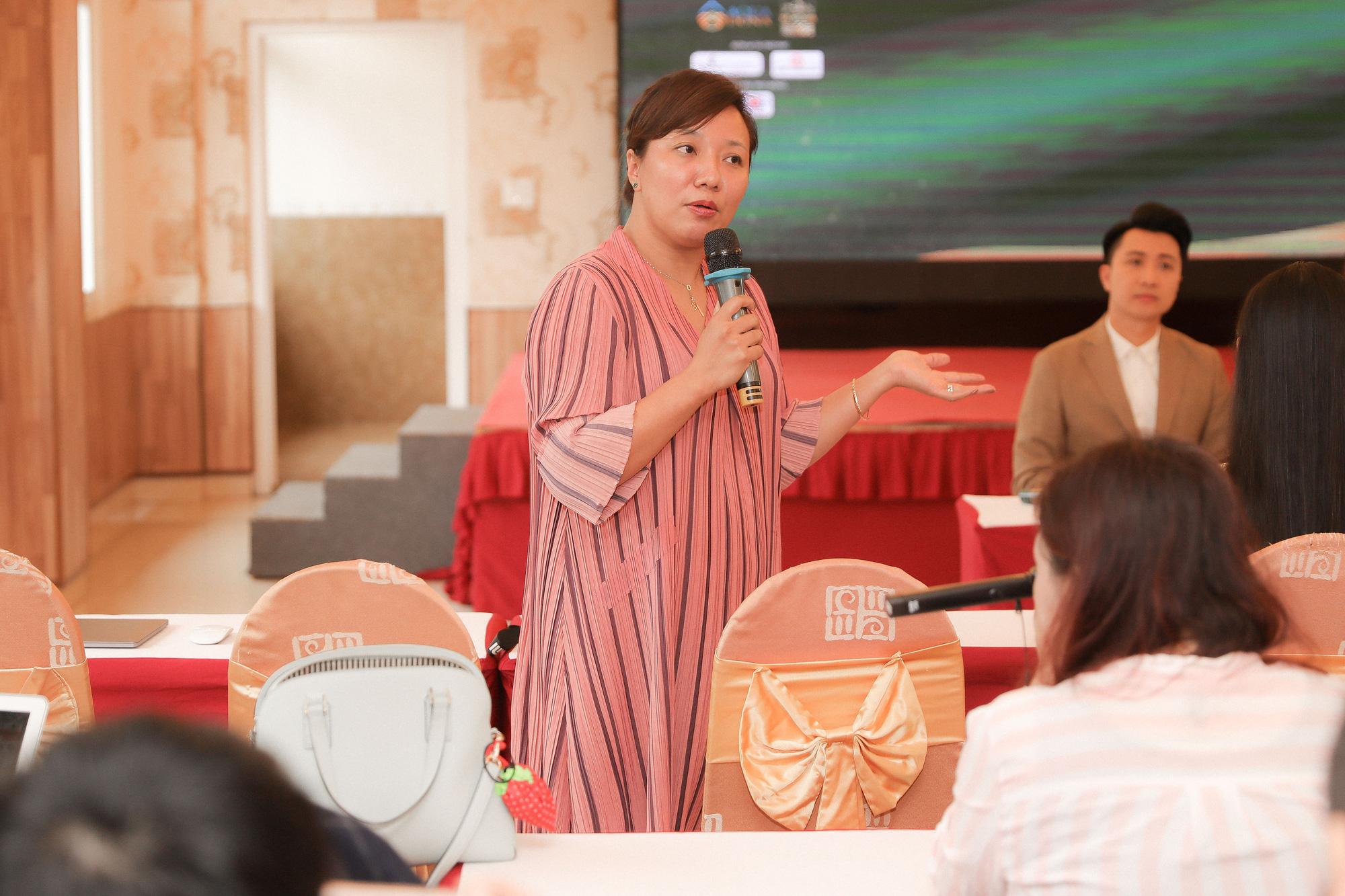"""Trưởng ban tổ chức Miss Tourism Vietnam: """"Chưa có thí sinh nào có thể đứng ở ngôi vị cao nhất"""" - Ảnh 3."""