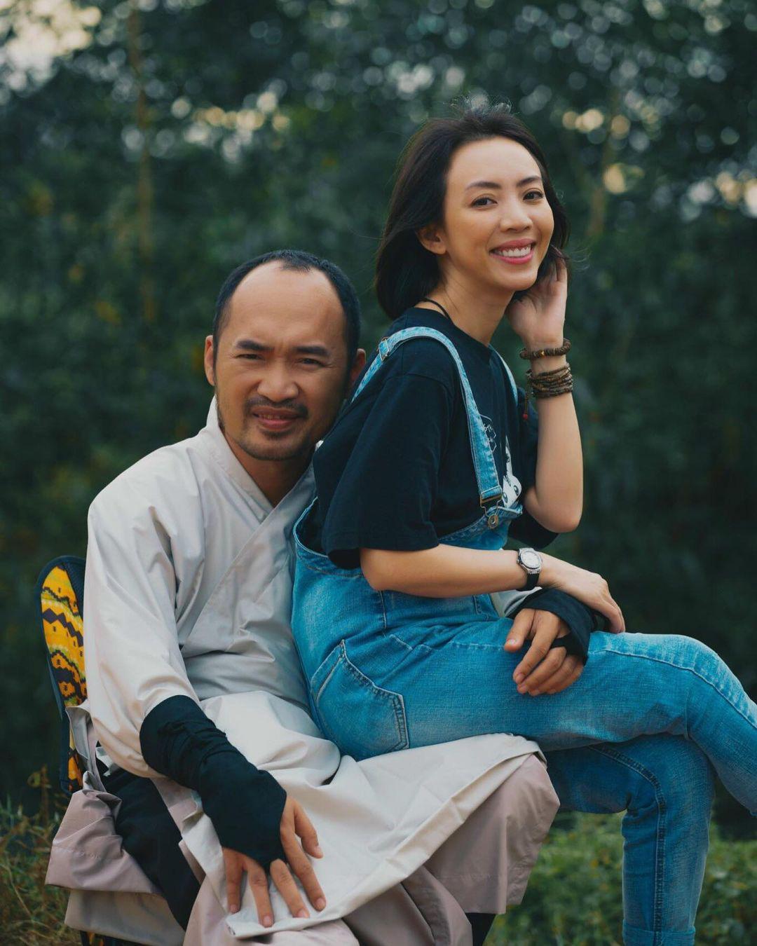Hoàng Thùy Linh gợi cảm hút mắt, thần thái đỉnh cao trong hậu trường chụp hình thời trang - Ảnh 8.
