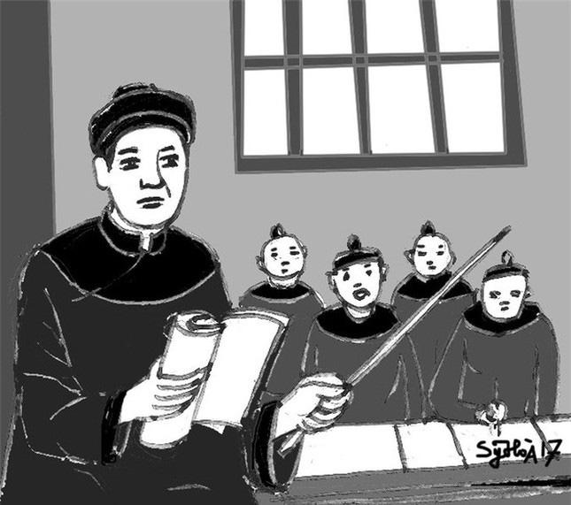 Tiến sĩ từng ba lần từ chối chức quan triều Nguyễn về quê dạy học là ai? - Ảnh 1.