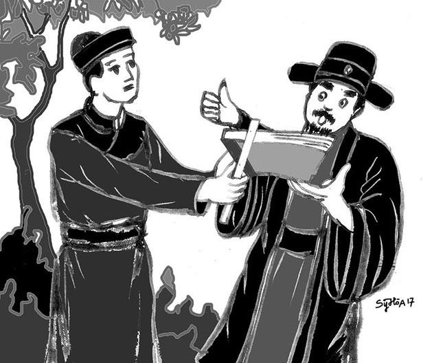 Tiến sĩ từng ba lần từ chối chức quan triều Nguyễn về quê dạy học là ai? - Ảnh 5.