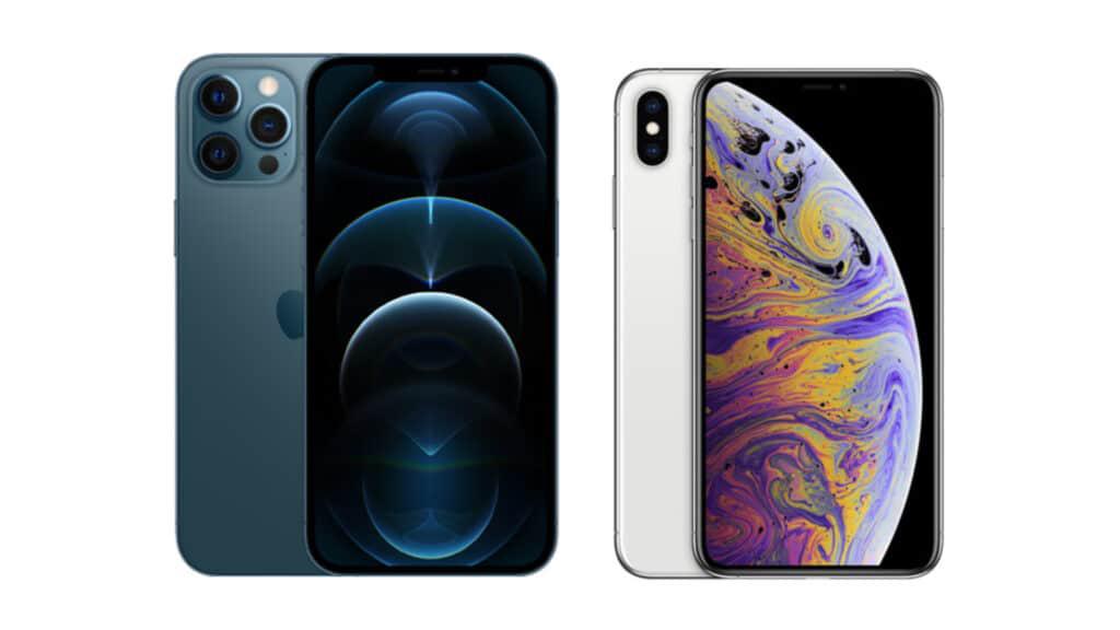 iPhone 12 Pro Max sắp mở bán có gì vượt trội so với XS Max? - Ảnh 1.