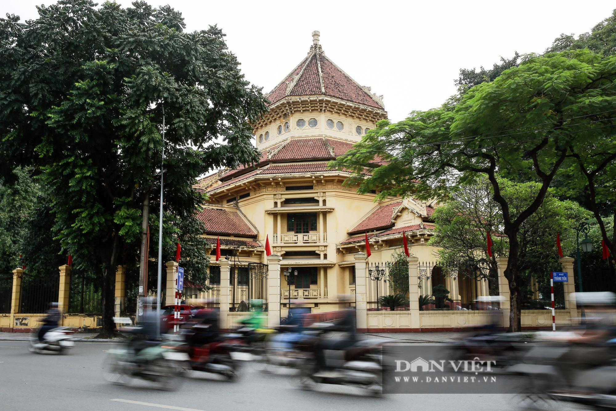 10 công trình kiến trúc Pháp cổ tuyệt đẹp tại Hà Nội - Ảnh 10.