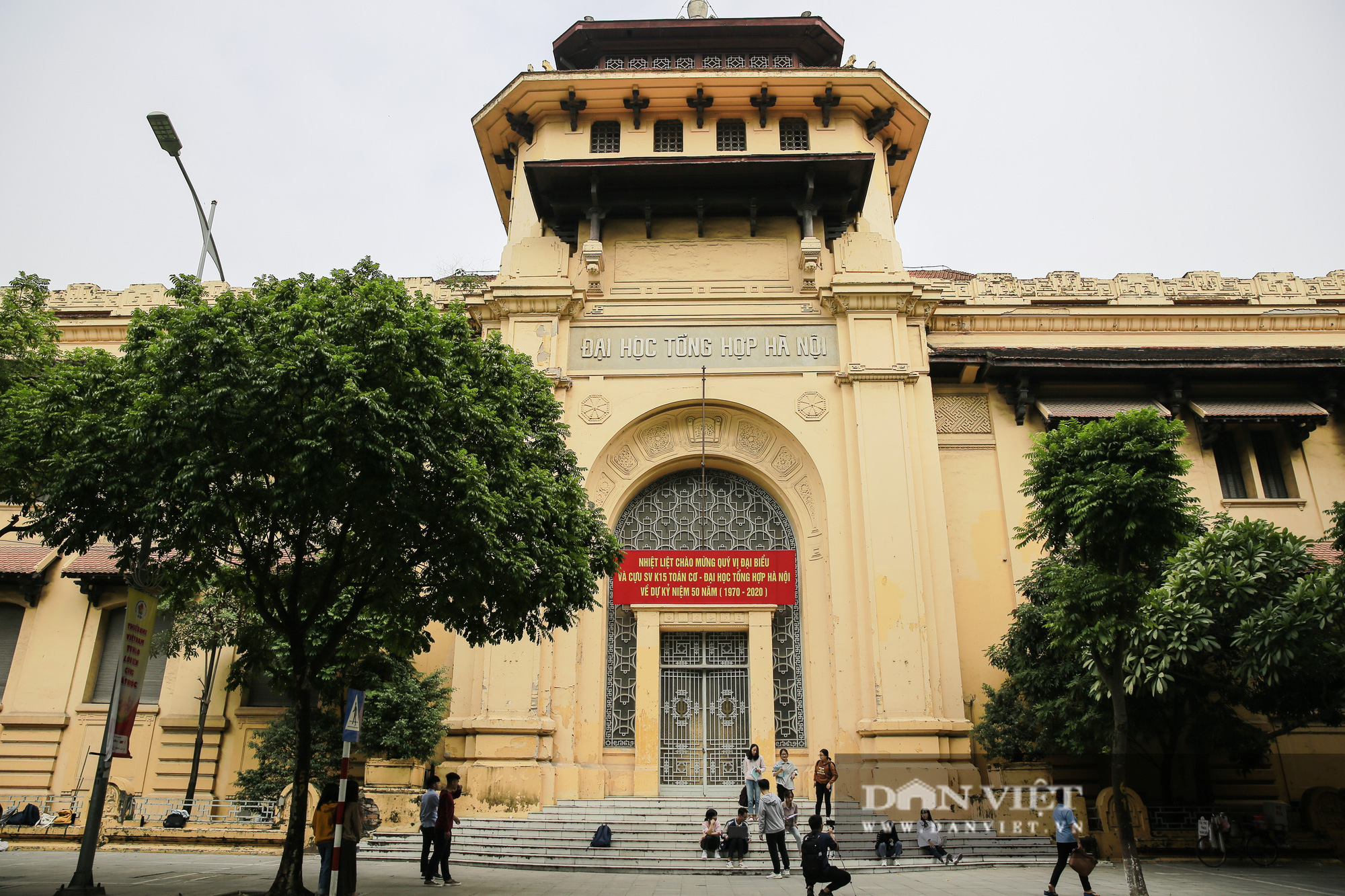 10 công trình kiến trúc Pháp cổ tuyệt đẹp tại Hà Nội - Ảnh 7.