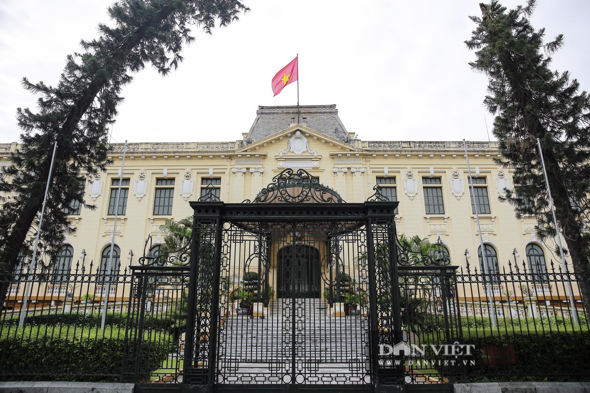 10 công trình kiến trúc Pháp cổ tuyệt đẹp tại Hà Nội - Ảnh 8.
