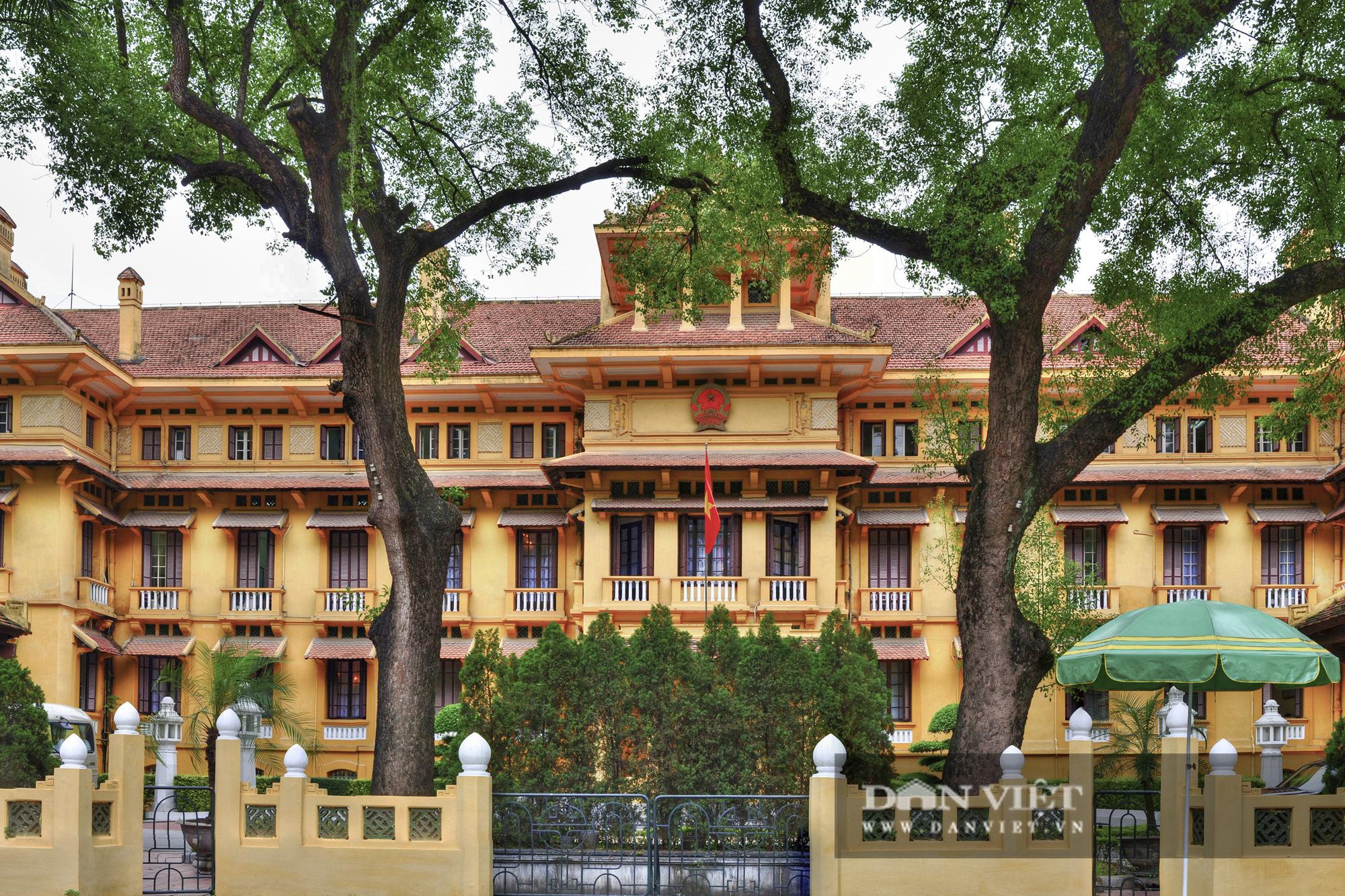 10 công trình kiến trúc Pháp cổ tuyệt đẹp tại Hà Nội - Ảnh 9.