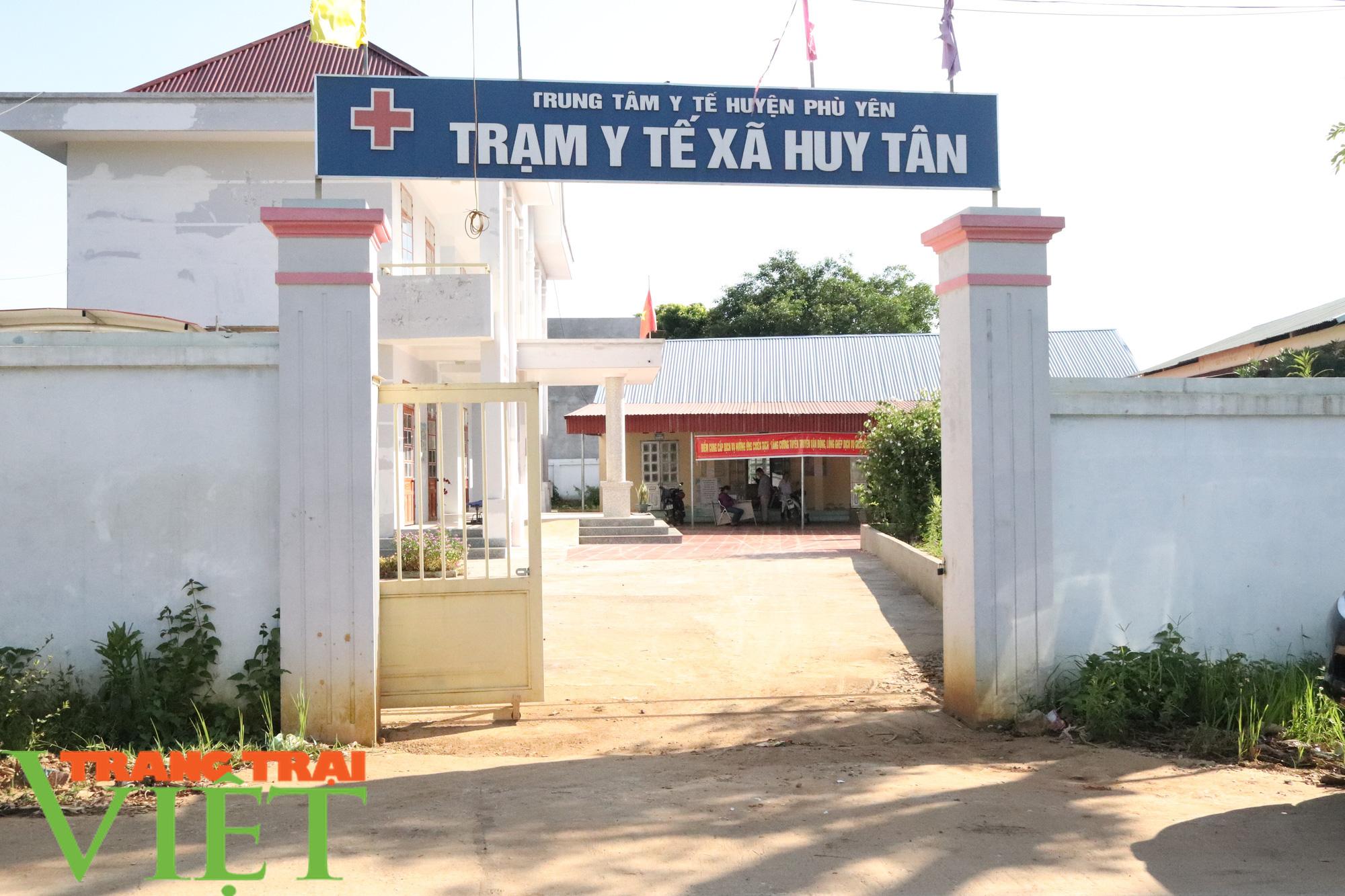Trạm Y tế xã Huy Tân: Làm tốt công tác chăm sóc sức khoẻ cho người dân - Ảnh 1.
