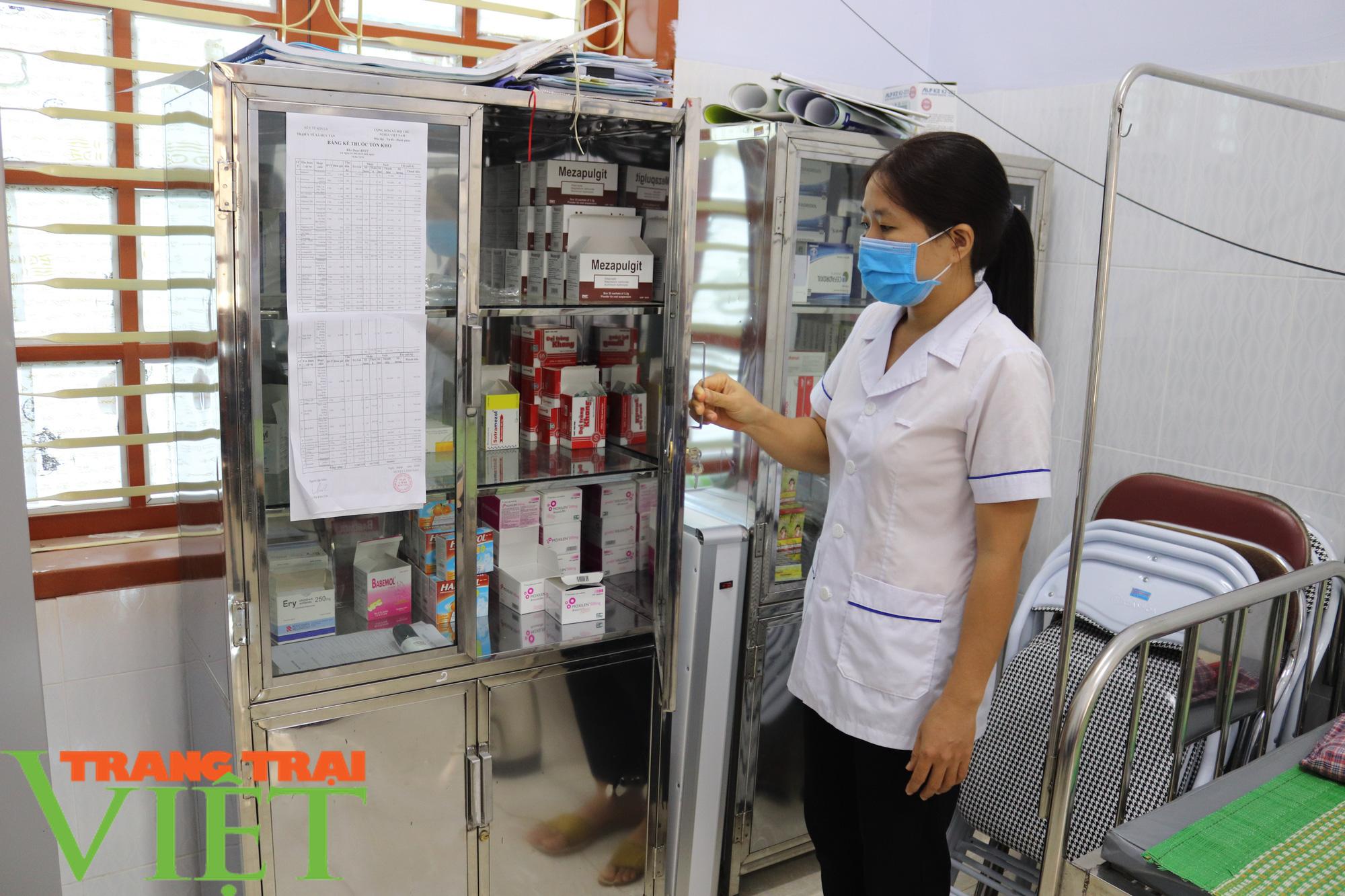 Trạm Y tế xã Huy Tân: Làm tốt công tác chăm sóc sức khoẻ cho người dân - Ảnh 4.