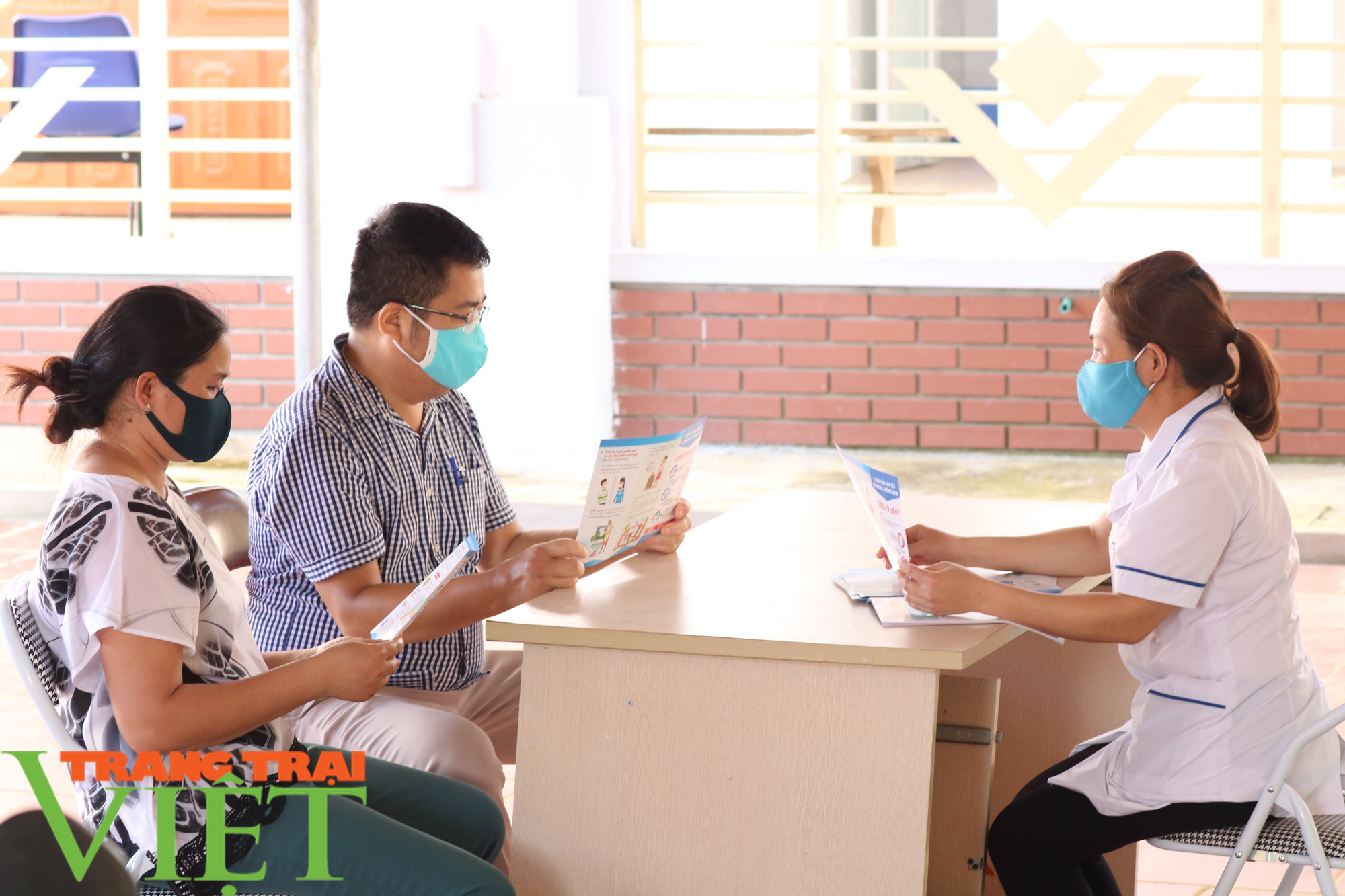 Trạm Y tế xã Huy Tân: Làm tốt công tác chăm sóc sức khoẻ cho người dân - Ảnh 5.