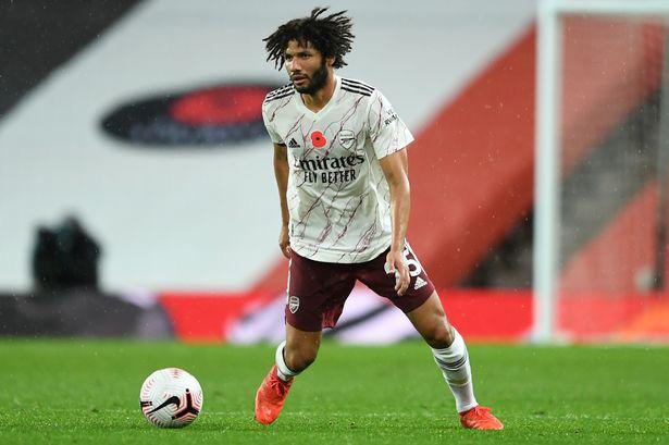 Mohamed Elneny, đồng đội của Salah ở tuyển Ai Cập