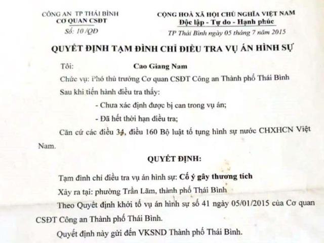 Ông Cao Giang Nam từng ký những quyết định gì có liên quan đến Đường Nhuệ? - Ảnh 2.