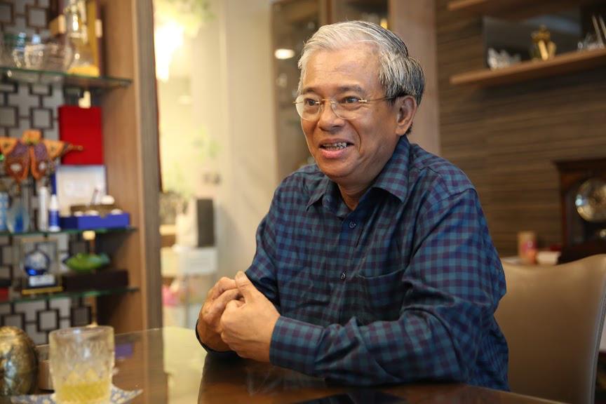 Đại sứ Phạm Quang Vinh: Dù ai nắm quyền, quan hệ Việt - Mỹ vẫn có đà phát triển - Ảnh 2.