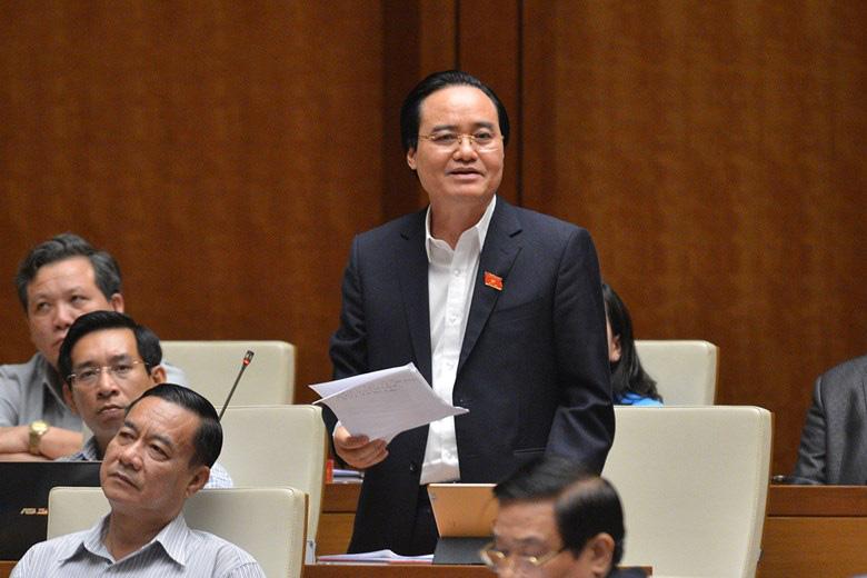 Bộ trưởng GDĐT Phùng Xuân Nhạ: Qua rà soát, Bộ đã trả lại tổng số tiền là 29,7 triệu USD - Ảnh 1.