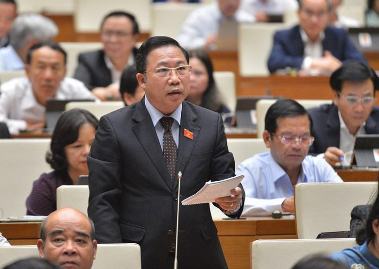 Đại tướng Tô Lâm trả lời ĐBQH Lưu Bình Nhưỡng về chuyện Công an thu tiền của dân buôn dịp lễ tết - Ảnh 2.
