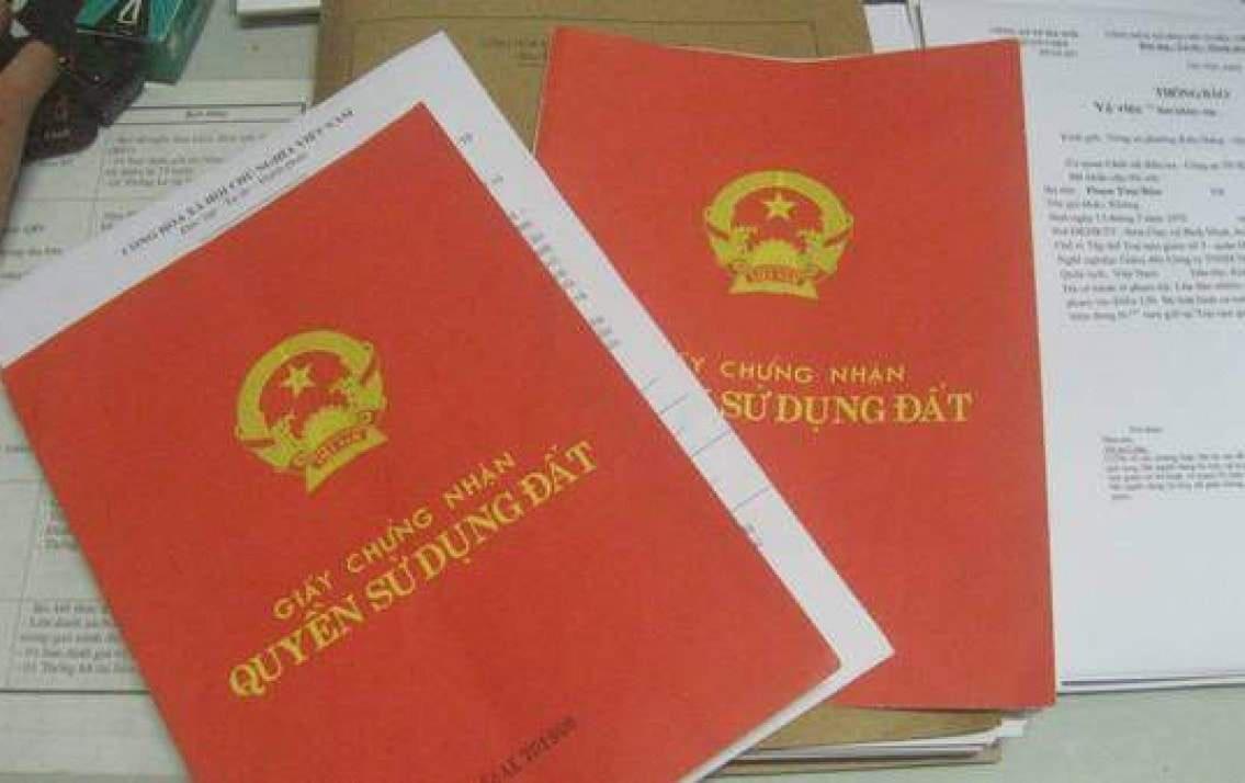 Quy định mới nhất về thủ tục, hồ sơ, thời gian làm lại Sổ đỏ - Ảnh 1.