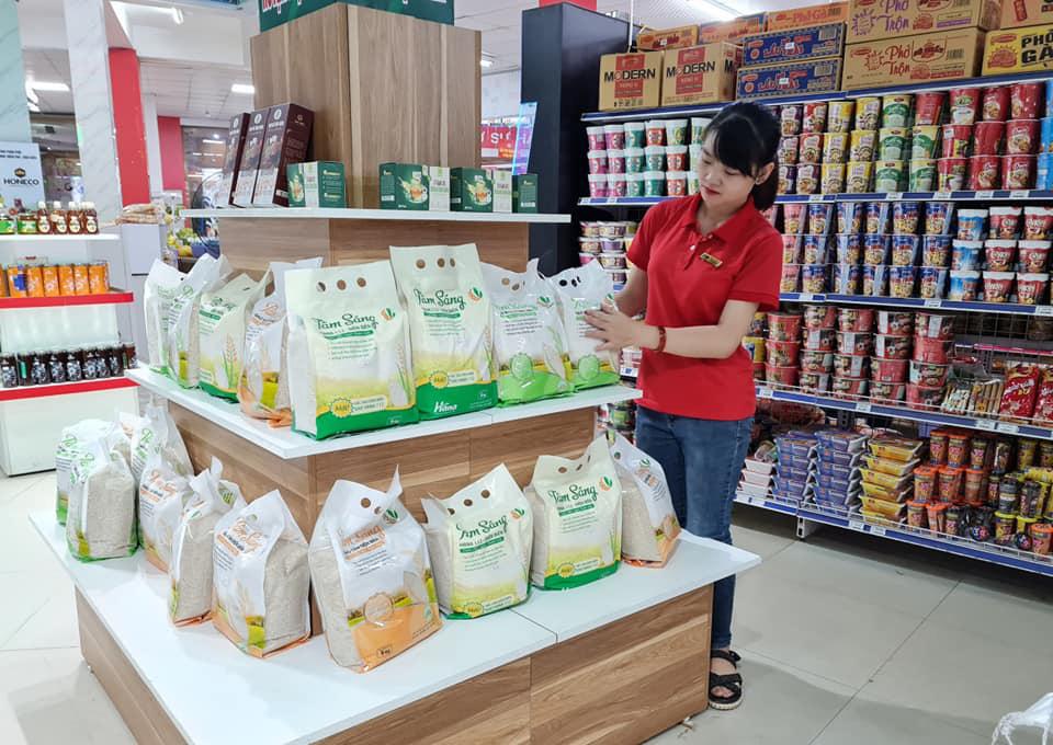 Điện Biên: Đưa sản phẩm OCOP vào siêu thị - Ảnh 1.