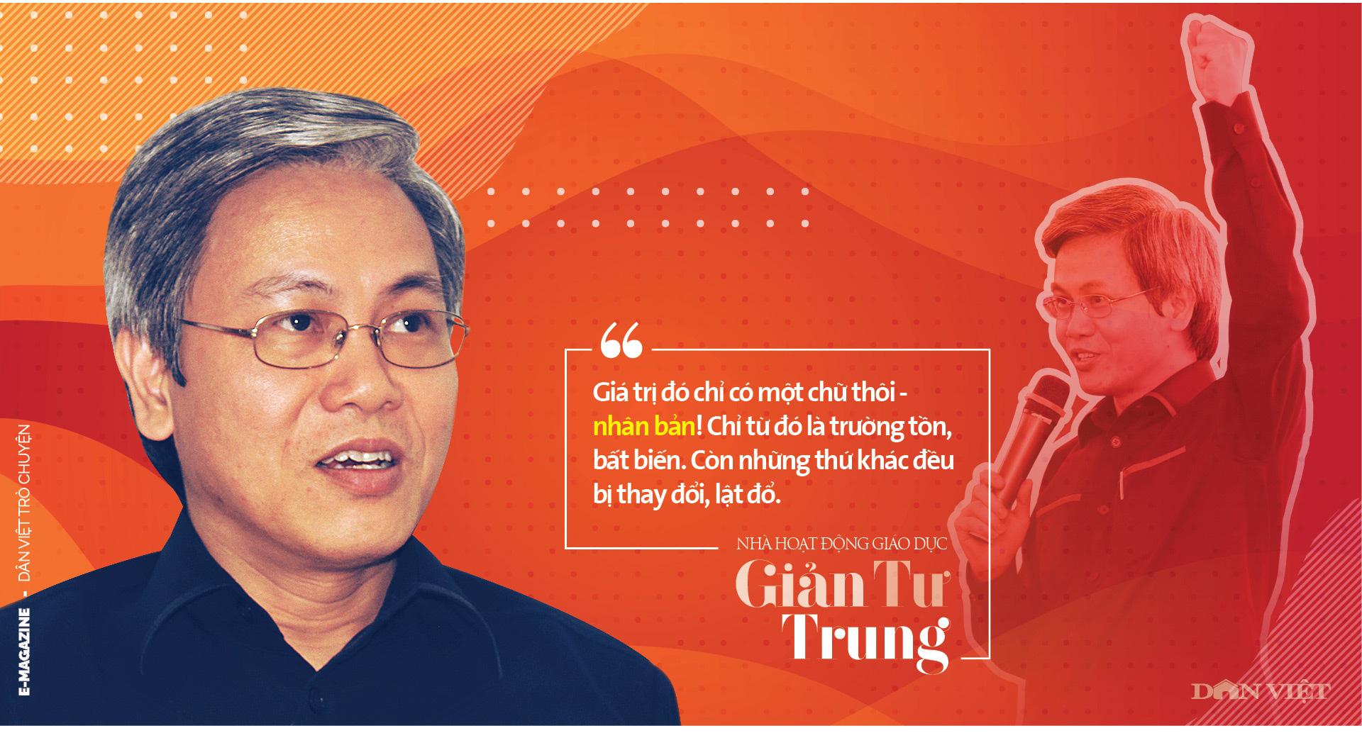 Nhà hoạt động giáo dục Giản Tư Trung: Người miệt mài thúc đẩy giáo dục khai phóng bằng cách mạng sự học - Ảnh 13.