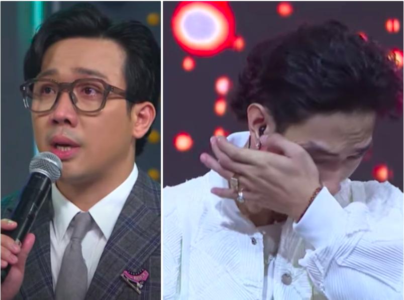 Học trò Binz nói gì sau khi làm Trấn Thành bật khóc trên sân khấu bởi bài rap về lũ lụt miền Trung? - Ảnh 2.