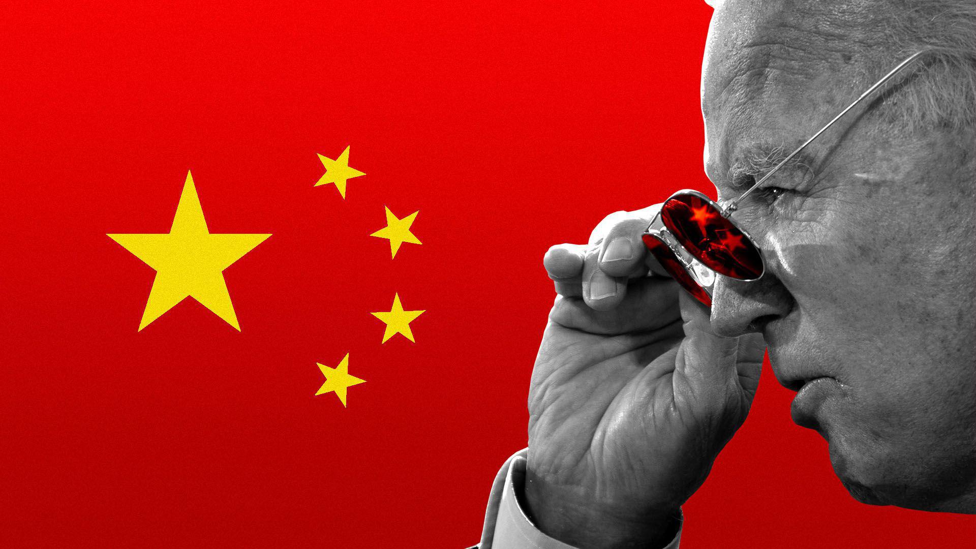 Kế sách mới để Biden chặn đứng tham vọng bành trướng của Trung Quốc tại châu Á - Ảnh 1.