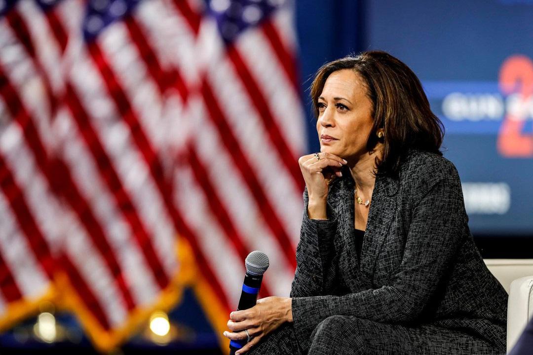 Bà Kamala Harris đã trở thành phó tổng thống của ông Joe Biden.