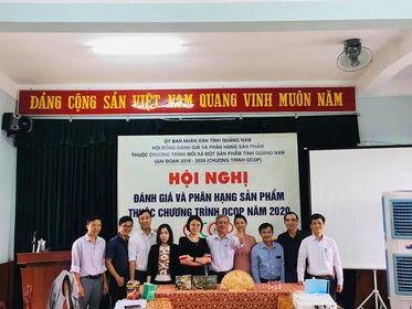 Quảng Nam: Tổ chức đánh giá, phân hạng sản phẩm OCOP năm 2020 - Ảnh 1.