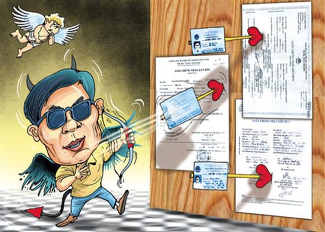 Hội Liên hiệp Phụ nữ Việt Nam vào cuộc vụ 7 phụ nữ tố cáo bị lừa tình - tiền - Ảnh 1.