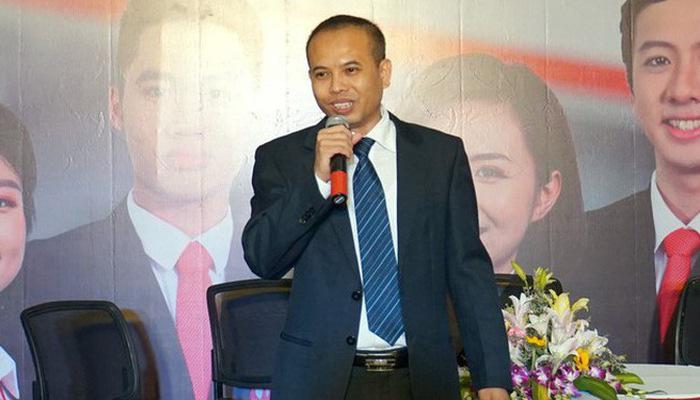 Quyền Tổng Giám đốc PG Bank Nguyễn Phi Hùng