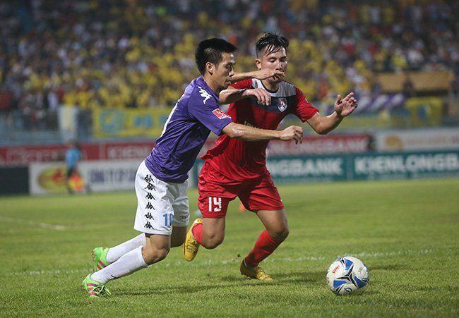 Xem trực tiếp Than Quảng Ninh - Hà Nội FC trên kênh nào, mấy giờ? - Ảnh 1.