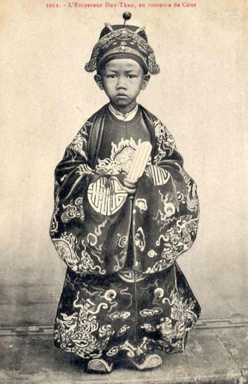 Chuyện nạp phi độc nhất vô nhị của vua Duy Tân - Ảnh 1.