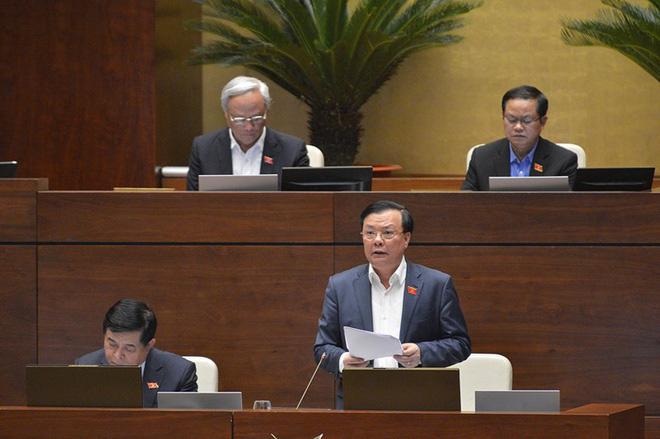 Bộ trưởng Bộ Tài Chính nêu lý do hủy dự toán hơn 2.400 tỷ đồng xử lý môi trường - Ảnh 1.