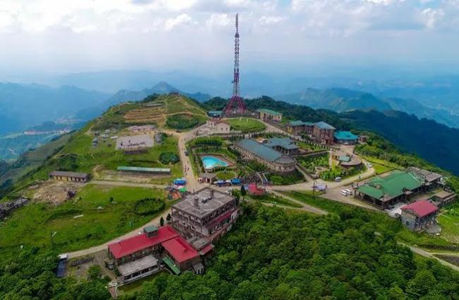 Mẫu Sơn sẽ trở thành khu du lịch quốc gia đón 1 triệu khách vào năm 2030 - Ảnh 1.