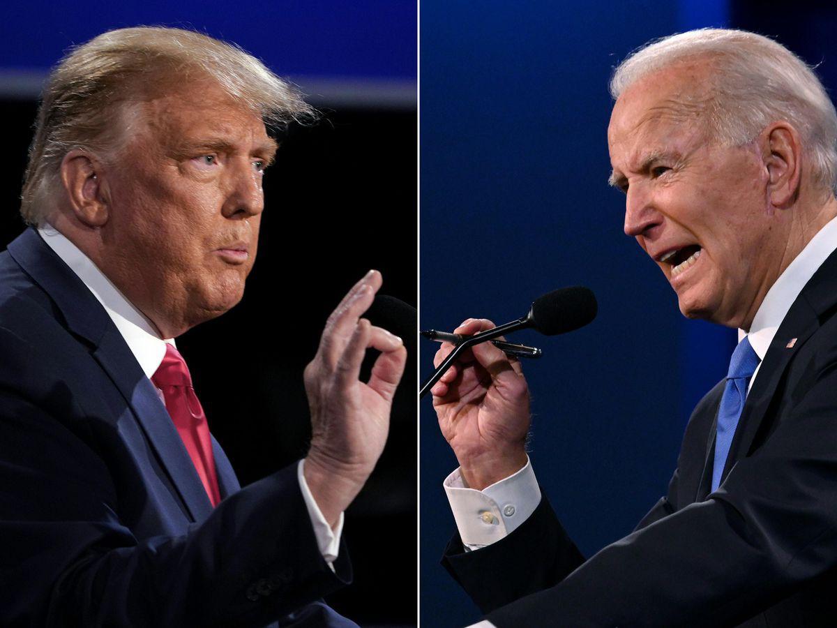 Thuế quan của Trump sẽ giúp ích cho chính sách thương mại tương lai của Biden? - Ảnh 1.
