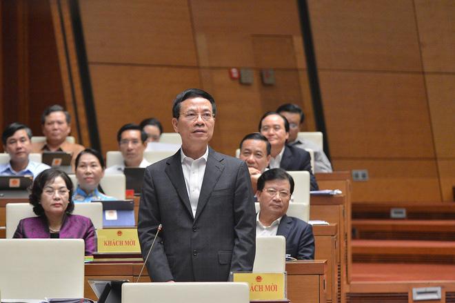 Xã thông minh mà Bộ trưởng Nguyễn Mạnh Hùng nói đến là xã như thế nào? - Ảnh 1.