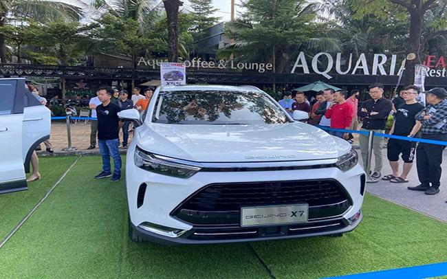 """Lượng nhập khẩu đầu năm 2021 tăng mạnh, ô tô Trung Quốc có """"làm nên chuyện""""? - Ảnh 1."""