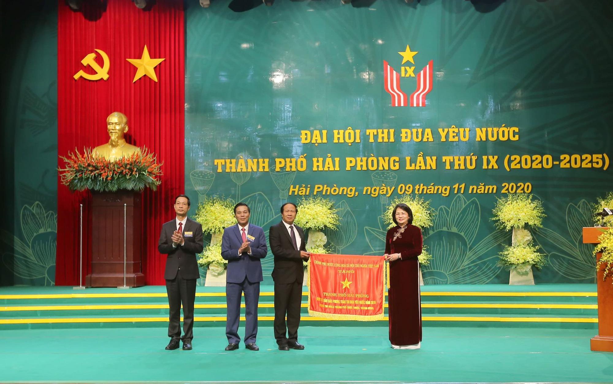 Hải Phòng: Tôn vinh 500 tập thể, cá nhân tại Đại hội Thi đua yêu nước - Ảnh 1.