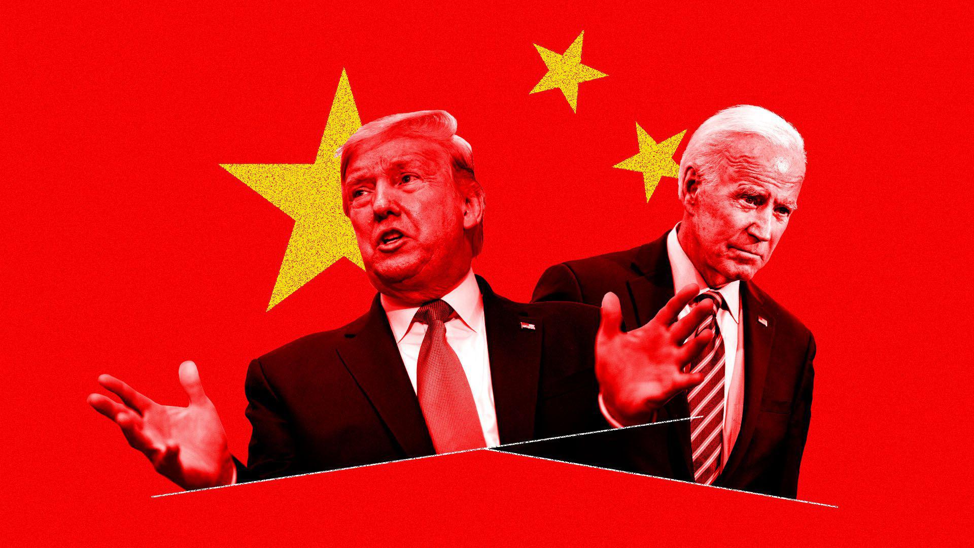 Trung Quốc muốn đàm phán lại thỏa thuận Mỹ - Trung với Biden - Ảnh 1.