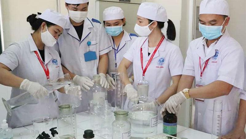 Phát triển thương hiệu bệnh viện Đại học Y khoa Vinh, xã hội hóa dịch vụ chăm sóc sức khỏe - Ảnh 3.