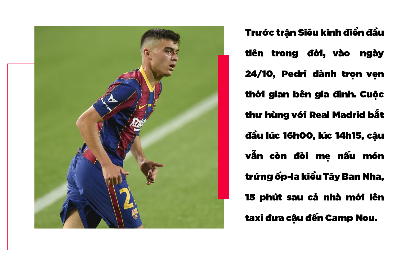 Pedri: Thiên ý kế vị Xavi-Iniesta và niềm hy vọng cứu rỗi Barca - Ảnh 12.