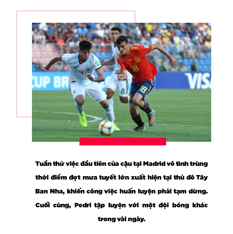 Pedri: Thiên ý kế vị Xavi-Iniesta và niềm hy vọng cứu rỗi Barca - Ảnh 8.