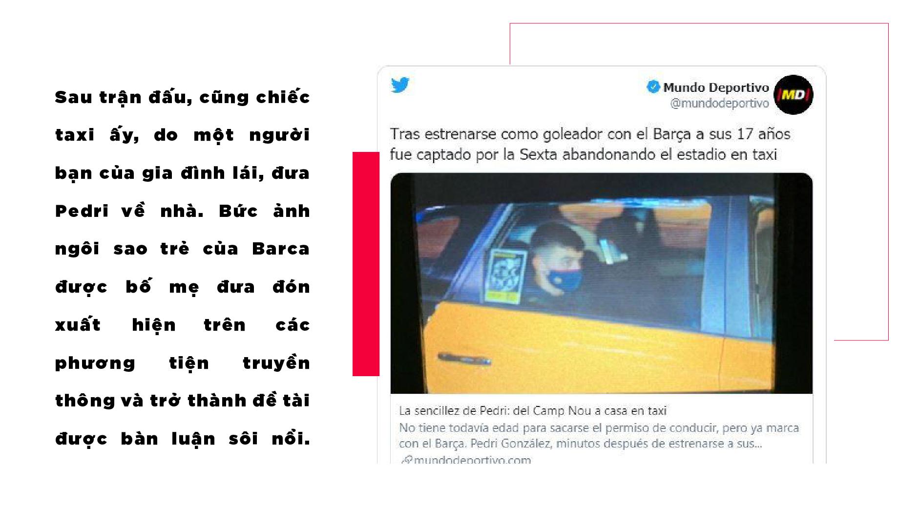 Pedri: Thiên ý kế vị Xavi-Iniesta và niềm hy vọng cứu rỗi Barca - Ảnh 13.
