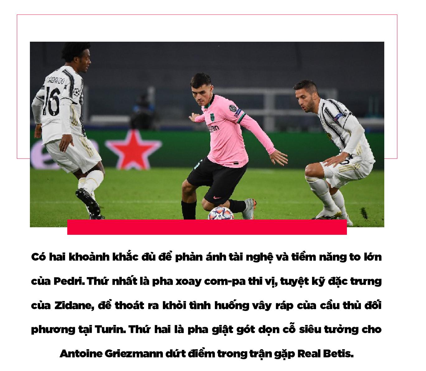 Pedri: Thiên ý kế vị Xavi-Iniesta và niềm hy vọng cứu rỗi Barca - Ảnh 4.