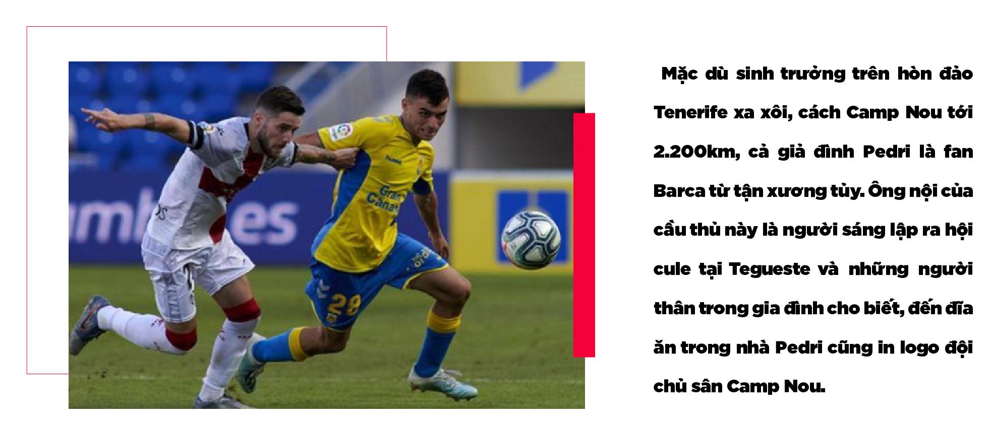 Pedri: Thiên ý kế vị Xavi-Iniesta và niềm hy vọng cứu rỗi Barca - Ảnh 7.