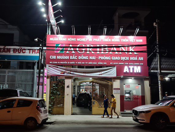 Khởi tố bắt giam thanh niên cướp ngân hàng Agribank ở Đồng Nai - Ảnh 3.