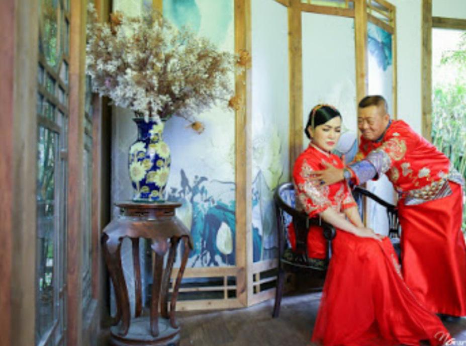 Học trò Đàm Vĩnh Hưng thể hiện bi kịch cô dâu Việt lấy chồng Đài Loan trong MV mới - Ảnh 3.