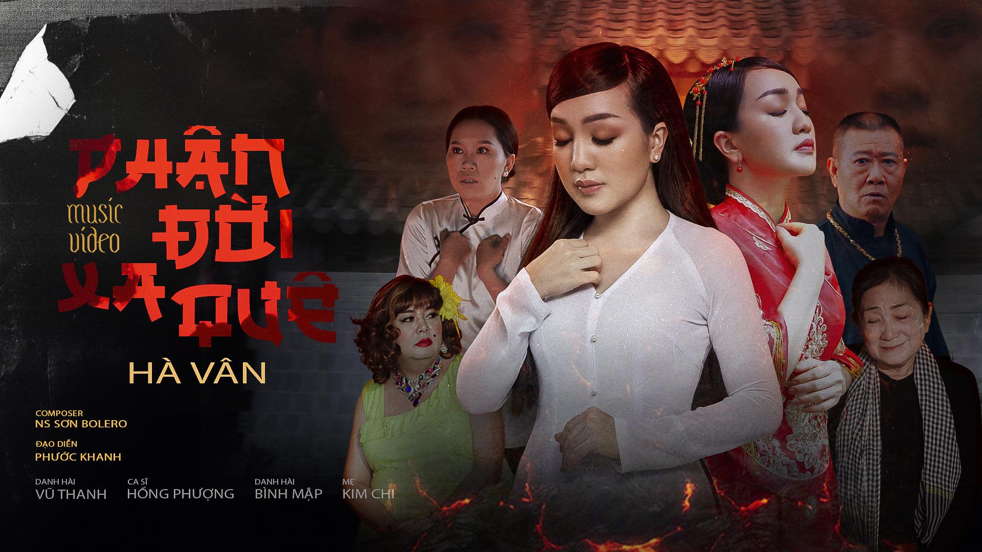 Học trò Đàm Vĩnh Hưng thể hiện bi kịch cô dâu Việt lấy chồng Đài Loan trong MV mới - Ảnh 2.